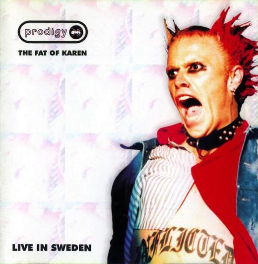 00 - The Fat Of Karen (Live @ Gothenburgh, Sweden, 25.11.1994) (Front)