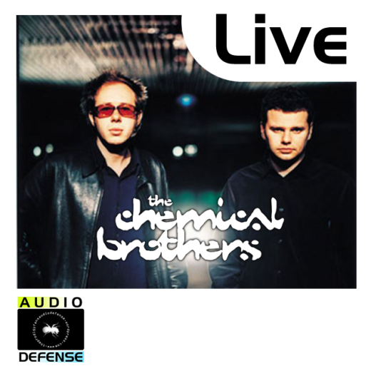 chemical brothers new live cover copy