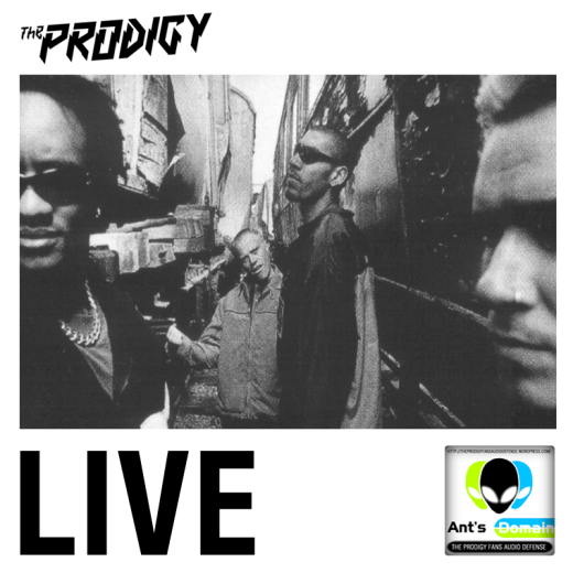 the prodigy fans audio defense new live cover 1 2 copy