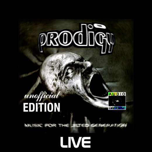Music for the jilted generation live edition cover 3