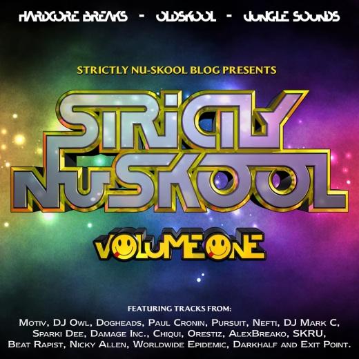 snb vol 1 strictly nu skool blog front