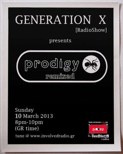 Generation-X-Radio-Show-Presents-THE-PRODIGY-REMIXED'