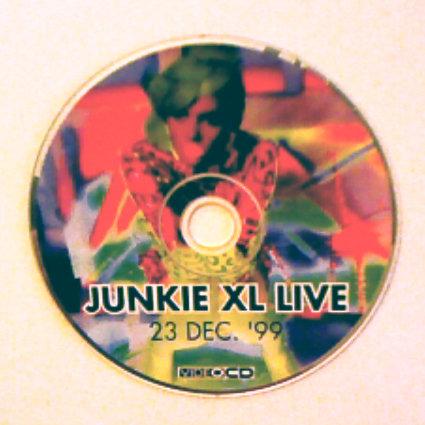 Junkie XL Live At Melkweg