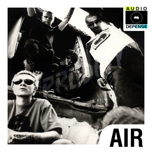 the prodigy fans audio defense new air radio cover