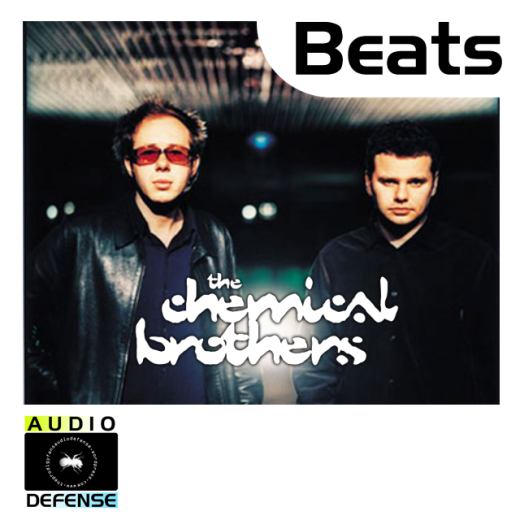 chemical brothers new  beats mix cover copy