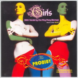 Girls (Mexican Promo)